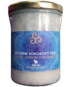 Bio RAW Kokosový olej 450 ml