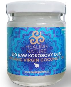 Bio RAW Kokosový olej 60 ml
