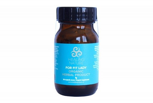 Healing Nature - Fit for lady