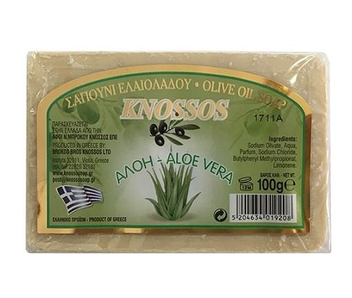 Knossos mýdlo Aloe vera