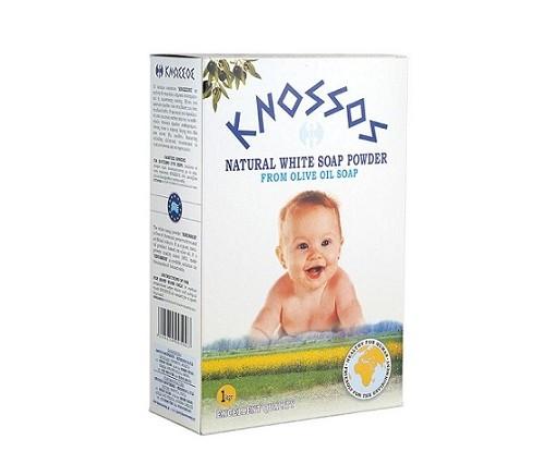 Knossos mýdlo bílé v prášku