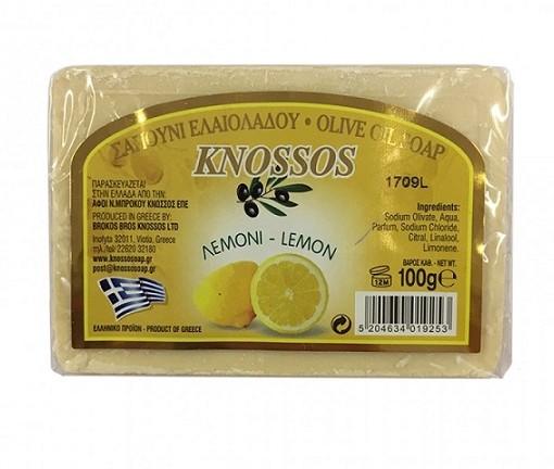 Knossos mýdlo citronové