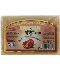 Knossos mýdlo granátové jablko