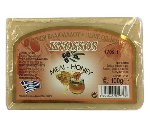 Knossos mýdlo medové