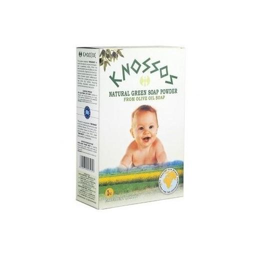 Knossos mýdlo zelené v prášku
