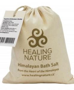 Koupelová sůl bílá jemná