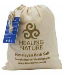 Koupelová sůl s květem šalvěje