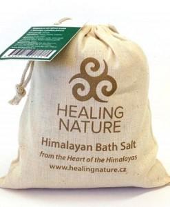 Koupelová sůl s plody jalovce