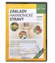 4 DVD základy harmonické stravy