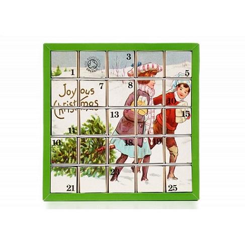 ETS Adventní kalendář Radostné Vánoce