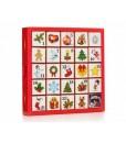 ETS Adventní kalendář Vánoční ozdoby II