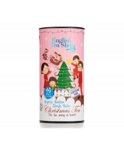 ETS Dětský vánoční čaj Jízda na saních
