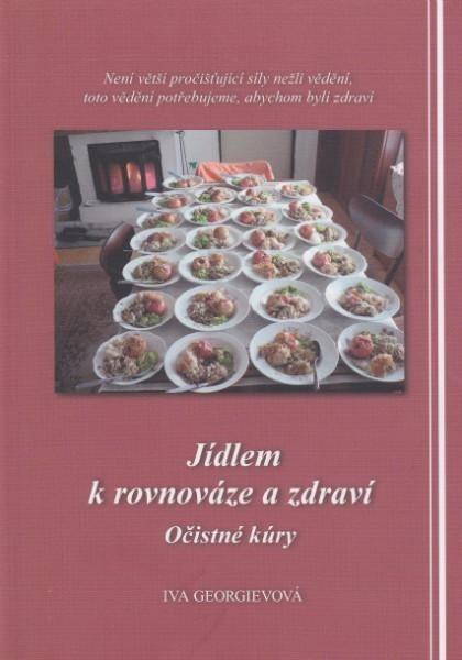 Kniha Jídlem k rovnováze a zdraví