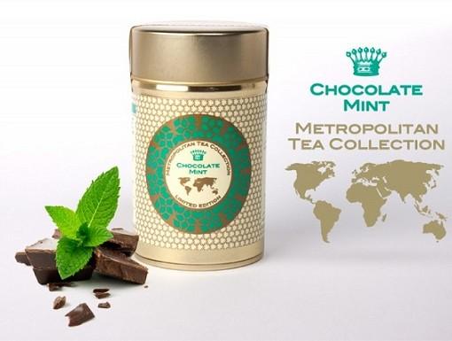 Metropolitan sypaný čaj čokoláda s mátou 60g