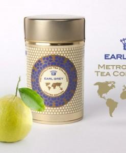 Metropolitan sypaný čaj Earl grey 60g