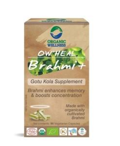 BIO Brahmi+ 90 kapslí