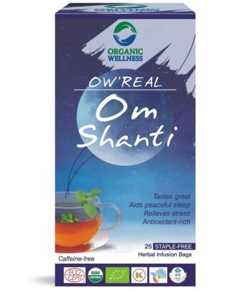 BIO Tulsi Om Shanti 25 sáčků