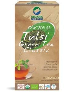 BIO Tulsi Zelený čaj classic 25 sáčků