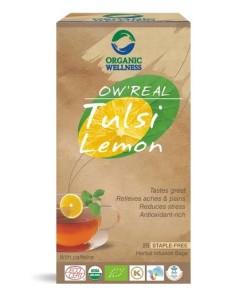 BIO Tulsi s citronovou trávou 25 sáčků