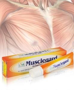 Musclegard bylinná ájurvédská mast na svaly a klouby 25g